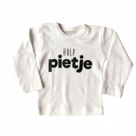 T-shirt | Hulp pietje