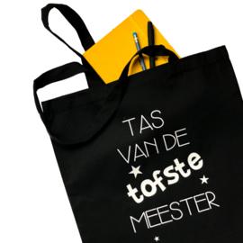 Katoenen shopper | Tofste meester