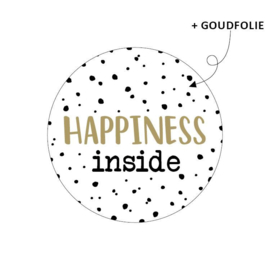 Stickers | Happiness inside | 40MM