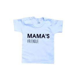 T-shirt | Mama's vriendje