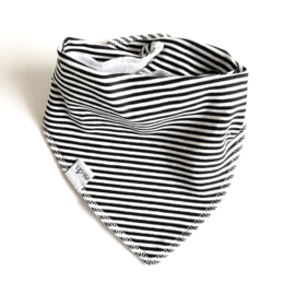Bandana slab | Monochrome Stripes
