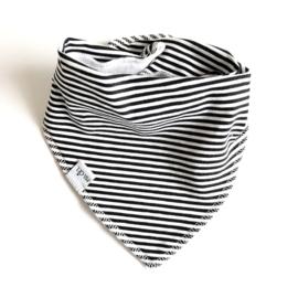 Bandana slab | Monochrome Stripes