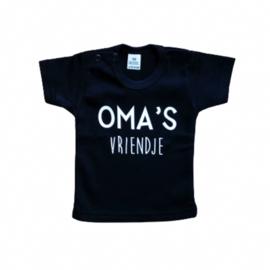 T-shirt | Oma's vriendje