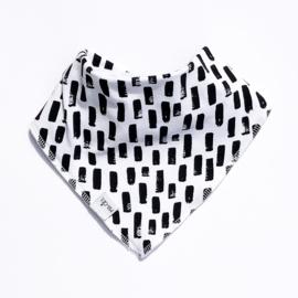Bandana slab | Black&White