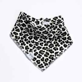 Bandana slab | Leopard | groen