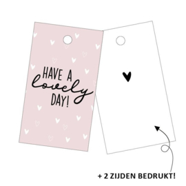 Cadeaulabel | Have a lovely day