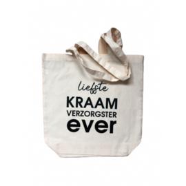 Katoenen shopper | Liefste kraamverzorgster ever