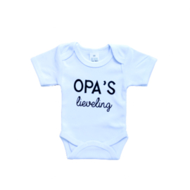 Rompertje | Opa's lieveling