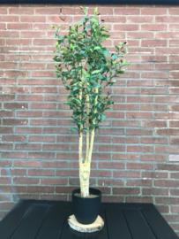 Kunstboom, olijfboom 130 cm