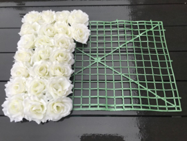 Frame/paneel voor bloemenmuur/flower wall 40x60 cm