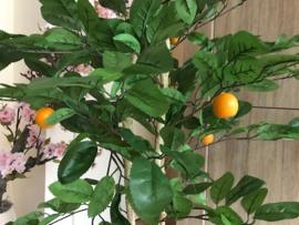 Kunst sinaasappelboom 120 cm