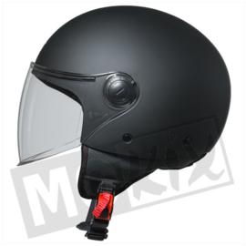 Helm MT Street Mat zwart