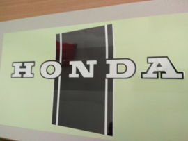 Sticker HONDA origineel - set 2 stickers