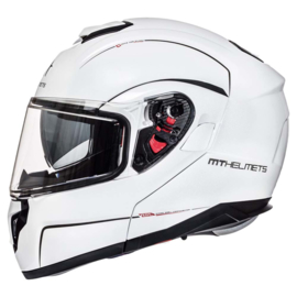 Helm MT ATOM  SV Solid wit