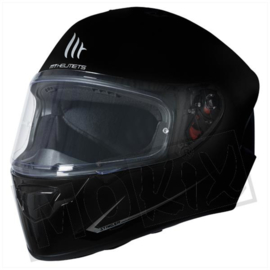 Helm MT Stinger Solid zwart