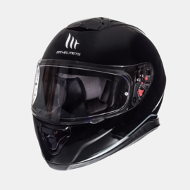 Helm MT Thunder3 SV Solid zwart