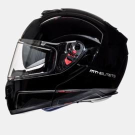 Helm MT ATOM  SV Solid zwart