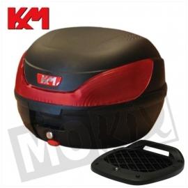 Top Koffer KXM RR 32L zwart