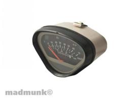 Dashboard Dax  replica 70Km/u - zwarte wijzerplaat