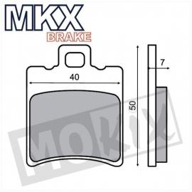 Remblokset MKX Aprilia SR/Amico/Neo's