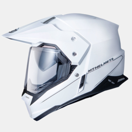Helm MT Synchrony Duo Sport wit
