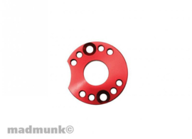 Spinner positie adapter - Madmunk Rood