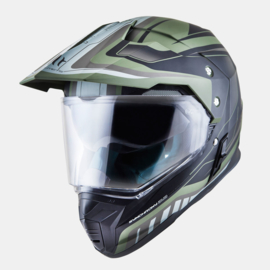 Helm MT Synchrony Duo Tourer Groen