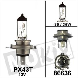 lamp PX43T 12V 35/35W HS1