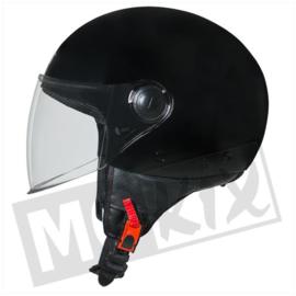 Helm MT Street Zwart
