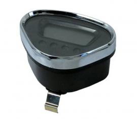 Dashboard Dax LCD zwart