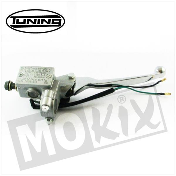 Rempomp Tuning - Zilver