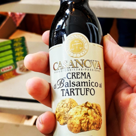 Crema Balsamico Tartufo