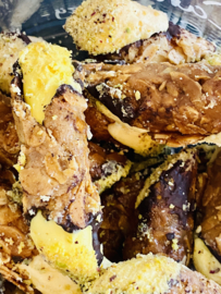 Cannoli Croccante sinaasappel chocolade (glutenvrij)