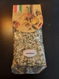 Gedroogde kruidenmix pasta carbonara