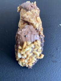 Cannoli croccante Di mandorla cioccolate (glutenvrij)