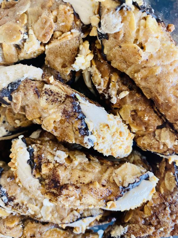 Cannoli Croccante Salted-Caramel  (glutenvrij)