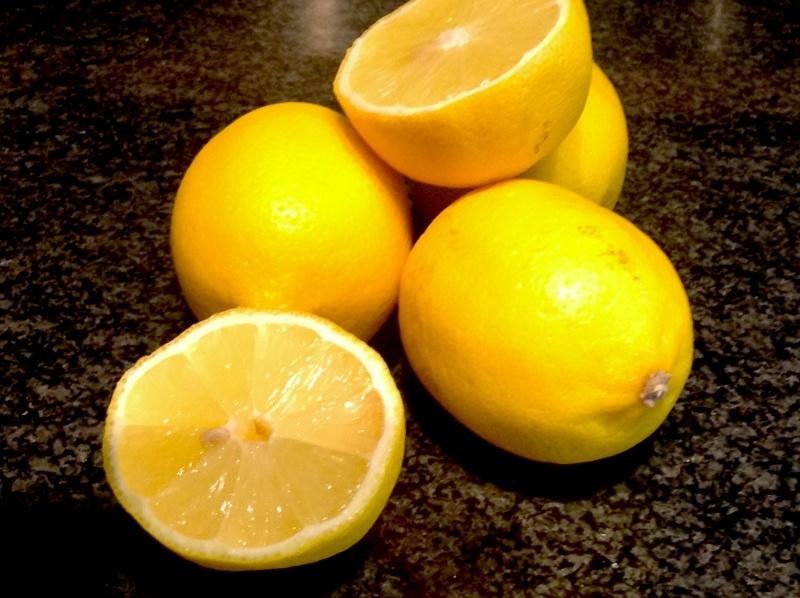 Olijfolie citroen