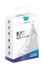 Katana Sleeves - Standard Size - Turquoise