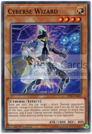 Cyberse Wizard - 1st. Edition - SP18-EN003