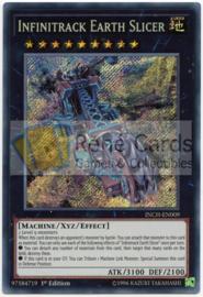 Infinitrack  Earth Slicer - 1st. Edition - INCH-EN009