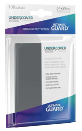 Undercover Precise-Fit - Sleeves - Standard Size - Black