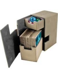 Flip´n´Tray Deck Case 80+ - Standard Size - XenoSkin - Sand