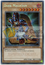 Dark Magician - 1st. Edition - SBCB-EN001 - Secret Rare