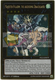 Majester Paladin, the Ascending Dracoslayer - 1st Edition - PGL3-EN079