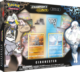 Pokemon - Champion's Path - Special Pin Collection - Circhester