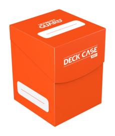 Ultimate Guard Card Case Standard Size Orange 100+