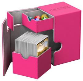 Flip´n´Tray Deck Case 100+ - Standard Size - XenoSkin - Pink