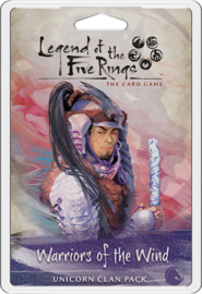 The Legend of the Five Rings - Clan Pack - Warriors of the Wind