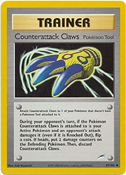 Counterattack Claws  - Unlimited - NeoDes - 97/105