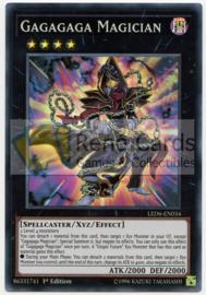 Gagagaga Magician - Unlimited - LED6-EN034